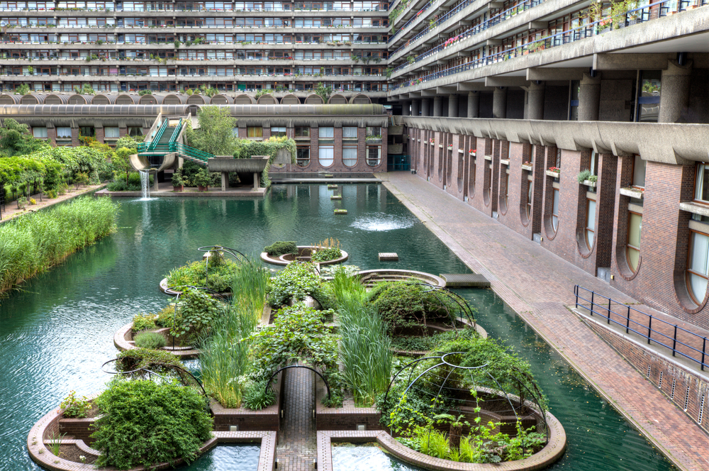 History Of The Barbican Centre The Montcalm London City Blog
